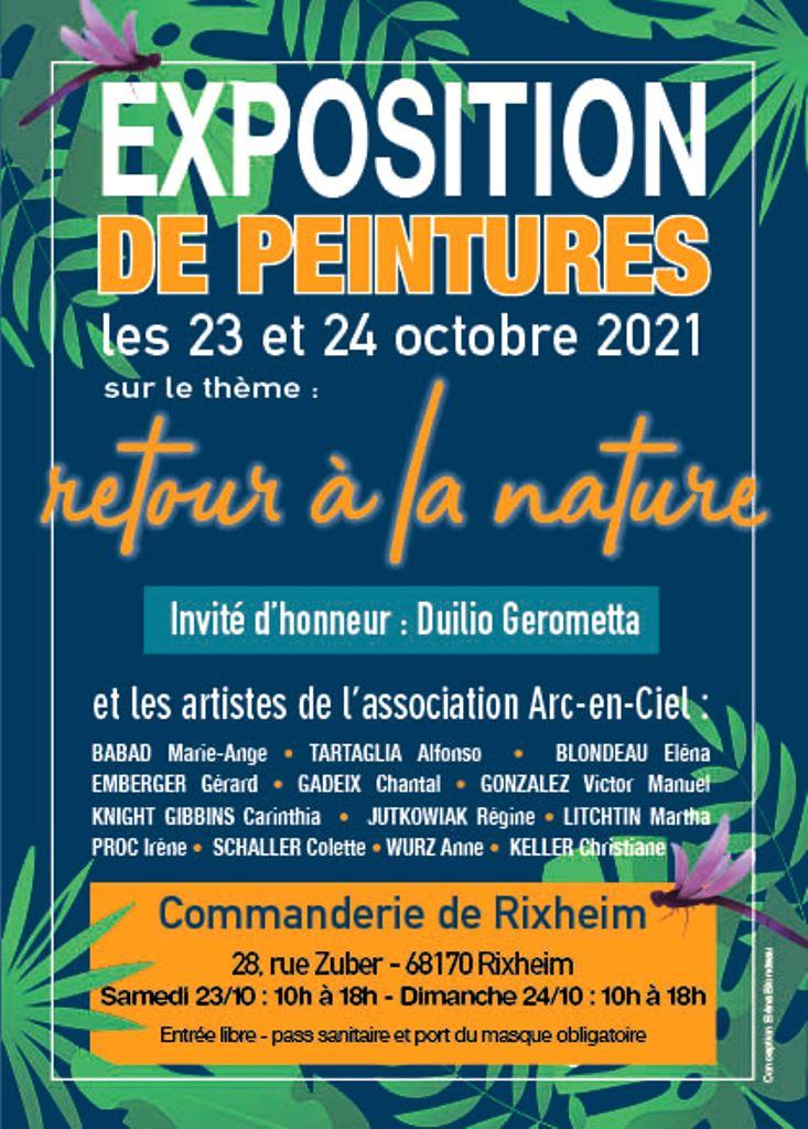 Exposition Arc-en-Ciel 2021
